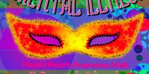 UnMasking Mental Illness/Walk for Awareness