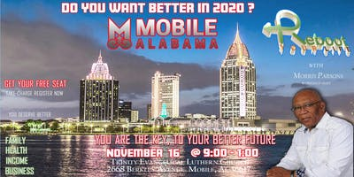 REBOOT YOUR LIFE MOBILE