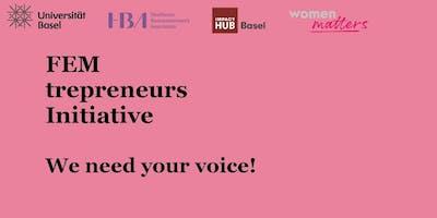 Femtrepreneurs Intiative – We need your voice!