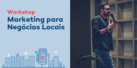 Workshop de Marketing Digital para Negócios Locais em Joinville ingressos