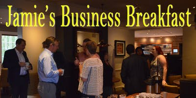 Jamie's Business Network Breakfast (Abingdon) Friday October 18th