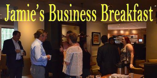 Jamie's Business Network Breakfast (Abingdon) Friday October 18th