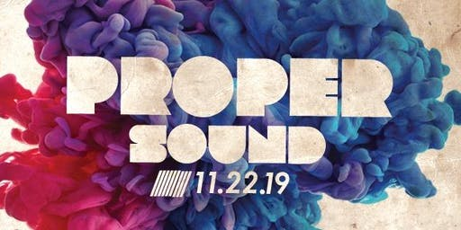 Proper Sound w/ Luke Mandala (LA), ĐÅR, Vamarcha & Krista Basis