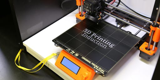 *SOLD OUT* 3D Printing and TinkerCad Induction