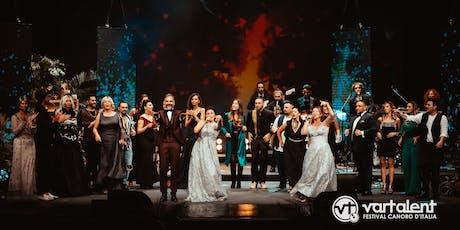 VARTALENT XI - FESTIVAL CANORO D'ITALIA - SEMIFINALE biglietti
