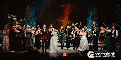 VARTALENT XI - FESTIVAL CANORO D'ITALIA - SEMIFINALE