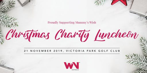 QLD |Christmas Charity Luncheon