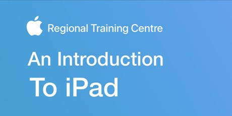 An Introduction to iPad  tickets