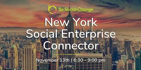New York Social Enterprise Connector tickets