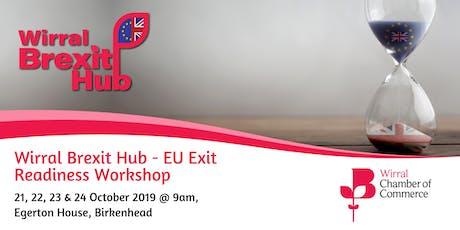 Wirral Brexit Hub – EU Exit Readiness Workshop tickets