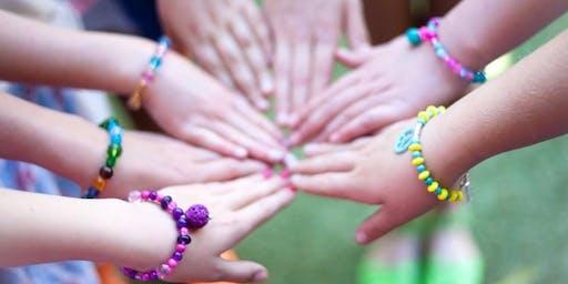 MONDAYS: Jewelry Making for Girls  (G.2-G.5) - 1,700 baht