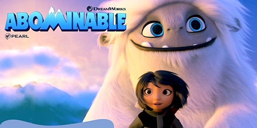 Outdoor Movie Night - ABOMINABLE