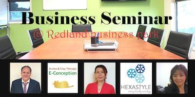 Business Seminar @ Redland Business Park