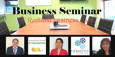 Business Seminar @ Redland Business Park tickets