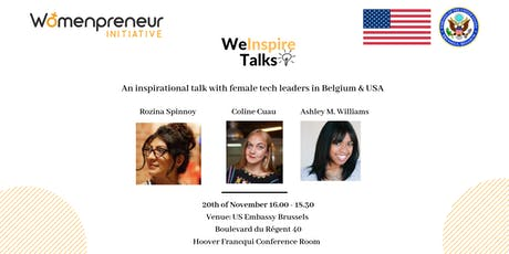 WeInspire Talks tickets