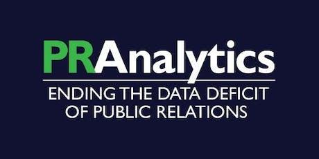 PR Analytics 2020 tickets