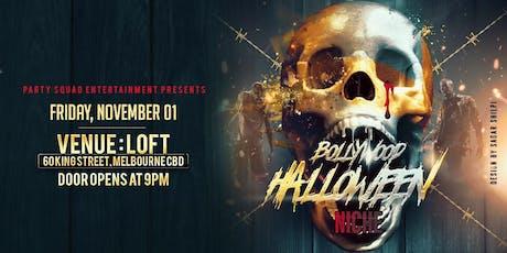 Bollywood HALLOWEEN Niche- An exclusive Halloween Bollywood clubbing night tickets