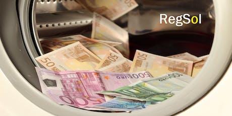 Anti-Money Laundering / CTF tickets