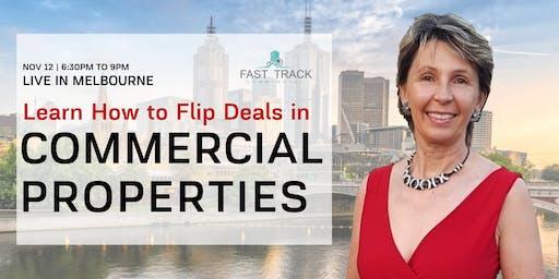 Learn How to Flip Deals in Commercial Properties