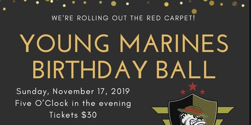 North Valley Young Marines Birthday Ball