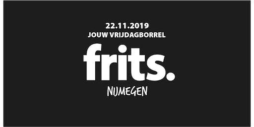 Frits borrelt in Nijmegen #2