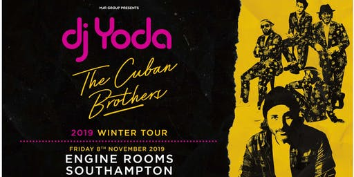 DJ Yoda (Engine Rooms, Southampton)