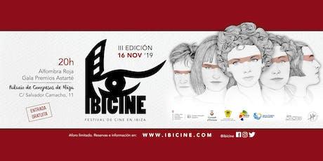 IBICINE · Gala Premios Astarté entradas