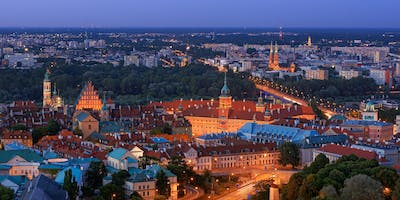 Social Affairs Forum in Warsaw -  City tours and co-creation workshops