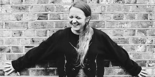 Hollie McNish Performs at First Derry - WE ARE POETS 19 @ Verbal Arts