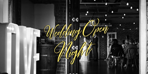 HIRE SOCIETY X THE OXFORD HOTEL Wedding Open Night