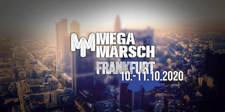 Megamarsch Frankfurt 2020 Tickets