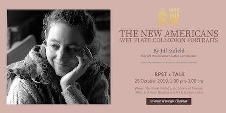 Jill Enfield : Fine Art photographer / Author and Educator tickets
