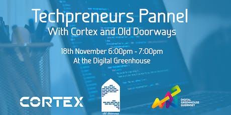 Global Entrepreneurship Week - Techpreneurs panel tickets