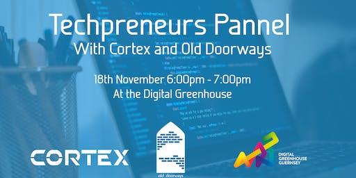 Global Entrepreneurship Week - Techpreneurs panel