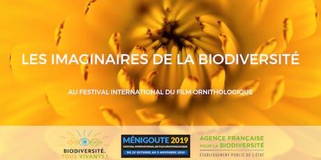 Les Imaginaires de la Biodiversité au FIFO Ménigoute 2019 billets