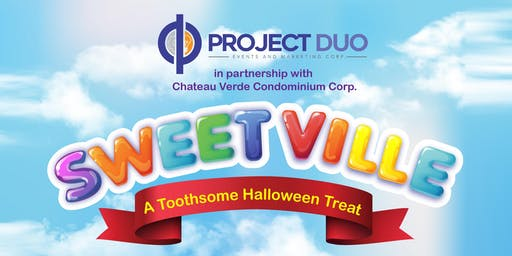 Sweetville A Toothsome Halloween Treat