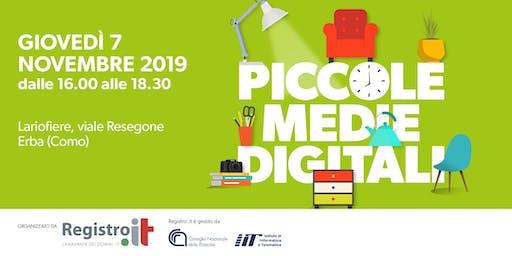 Evento di formazione sul marketing digitale per aziende dell'arredo
