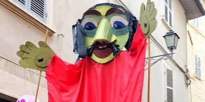 Create Annerley - 2 x Puppet Making Workshops
