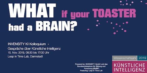 INVENSITY KI Kolloquium - Gespräche über Künstliche Intelligenz