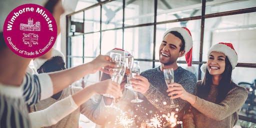 The Wimborne Minster Chamber of Trade & Commerce Business Christmas Social