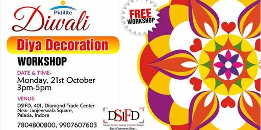 Diya Decoration Workshop | DSIFD Indore