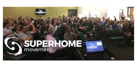 Superhome Workshop - Postponed until FEB 2020 tickets