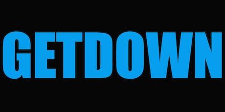 Getdown tickets