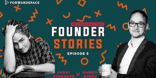 Founder Stories ep 5 | HR & Creative Tech