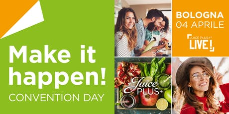 Juice Plus+ LIVE! Bologna 2020 - Convention Day biglietti