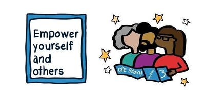 DfE Story Chapter 3 Session: Empower Yourself and Others - Operations Group