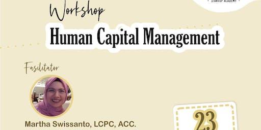 WORKSHOP HUMAN CAPITAL MANAGEMENT