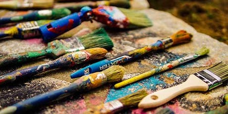 Oil Painting for Beginners tickets