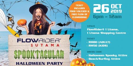 FlowRider® 1 Utama Spooktacular Halloween Party