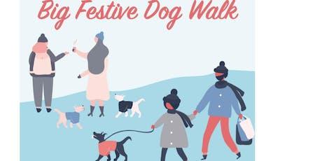 Cheltenham Animal Shelter - Big Festive Dog Walk tickets